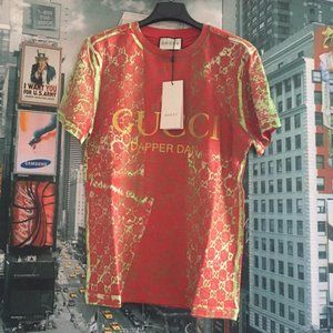 Gucci mens topclass cotton casual tshirt an ITALY